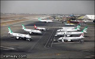 رشد ۲۰ درصدی پروازهای عتبات عالیات در هشت ماه نخست امسال