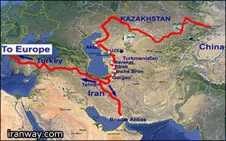 تحریم روسیه توسط اتحادیه اروپا بهترین گزینه برای کریدورهای ایران
