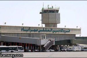 جزئیات انجام ۵۸۰۰ پرواز در فرودگاه مهرآباد طی آبان ماه