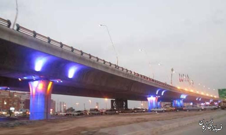 احداث و بازسازی شش پل در محور گرگان – نوکنده در غرب گلستان