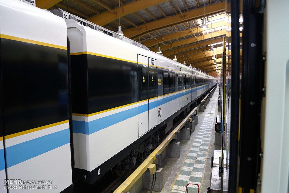 خرید 1630 واگن مترو از چین