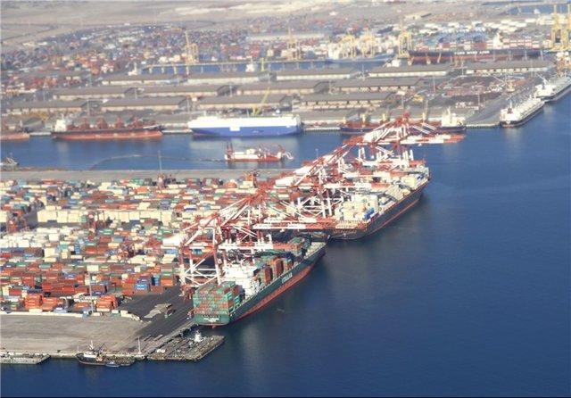 افزایش ۷۵ درصدی ترانزیت کالا از مرز خروجی بندر امام خمینی (ره)