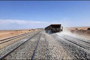 توسعه زیرساختهای حمل ونقل کالا با افتتاح راهآهن یزد – اقلید