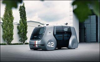 توسعه اتومبیل خودران فولکس واگن و هیوندای با همکاری شرکت Aurora