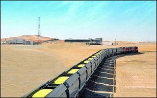 ورود سومین قطار تجاری چین از مرز ریلی اینچه برون