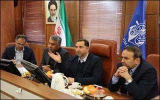 برگزاری نشست مشترک مقامات ارشد سازمان بنادر و گمرک