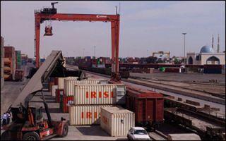 رشد ۹ درصدی بارگیری کالا در اداره کل راه آهن هرمزگان