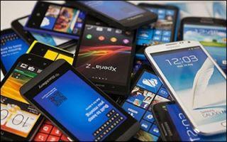 رشد ۹۳ درصدی واردات گوشی تلفن همراه در سال ۹۶