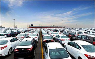 انتشار جدیدترین آمار واردات خودروی سواری در سال جاری