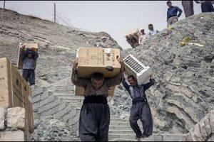 حذف کولبری با افتتاح اولین مرز رسمی پیلهوری در سیرانبند بانه